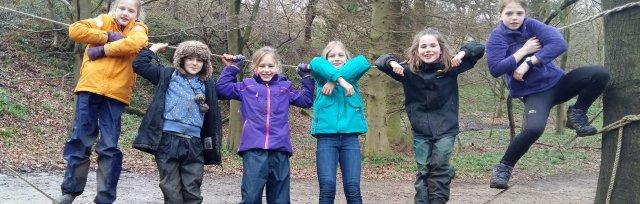 Harrogate / Wetherby February Half Term Forest School: 5-11 year olds