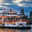 London Intl Ska Festival 2022 world famous Thames cruise onboard the Dixie Queen image
