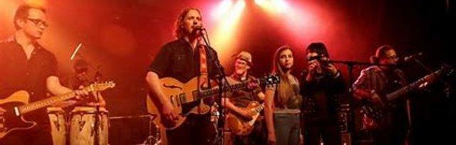 Pgh Shriners & Moondog's present Jim Donovan & Sun King Warriors wsg Matt Otis & the Sound