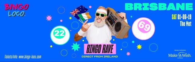 Bingo Loco Brisbane - Saturday 1st June