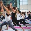 Rooftop Yoga image