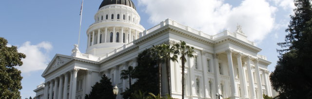 California Workforce Association's Day at the Capitol