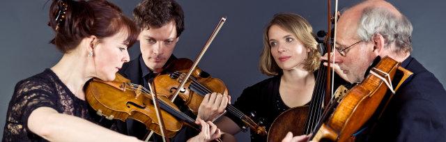 Sunday Concert: Fitzwilliam Quartet & Simon Callaghan