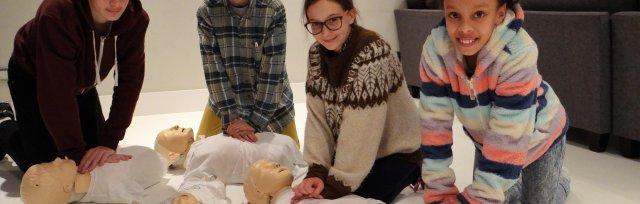 Teenage First Aid