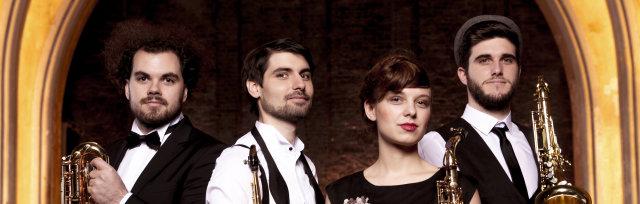 Sunday Concert: Arcis Saxophone Quartet