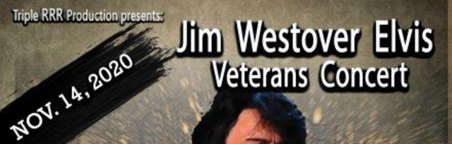 Jim Westover Elvis Veterans Concert
