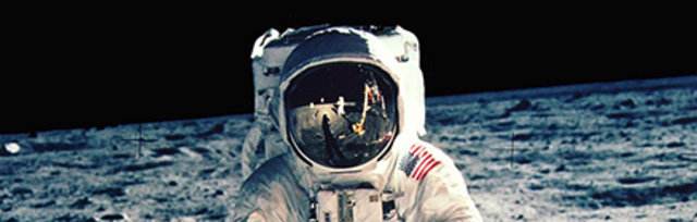 Apollo – Celebrating 50 years since Mankind's first steps with Chris Grimmer. First Talk Friday