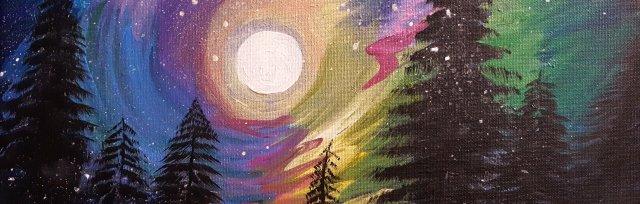 """Let's Paint """"Stargazing"""""""
