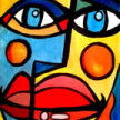 """Family Paint """"Picasso"""" at 11am $22 image"""