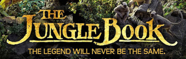 The Jungle Book (2016) - Notts Maze Woods, Lime Lane.