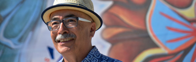 The Cultural Joy of Crossed Borders: An Evening with Poet Laureate Juan Felipe Herrera