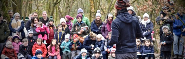 National Storytelling Week- January Family Forest Fun Event