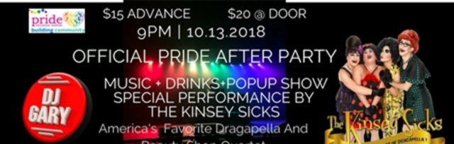 Pride WS Official After Party