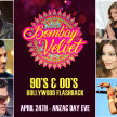 Annual 90's & 00's Bollywood Flashback Party image