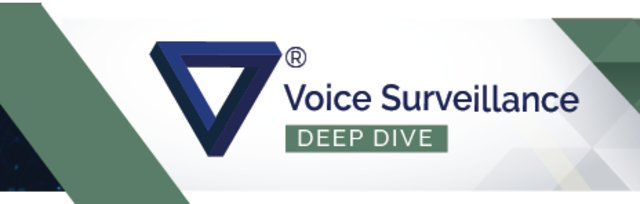 Deep Dive - Voice Surveillance (Non-UK Bookings)
