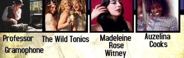 Remixed Vintage UK Presents 'Case Number 26 Bathtub Gin'