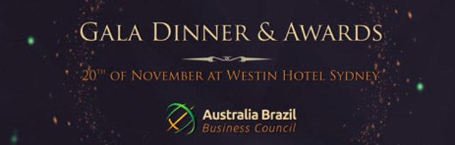 2018 Australia Brazil Gala Dinner