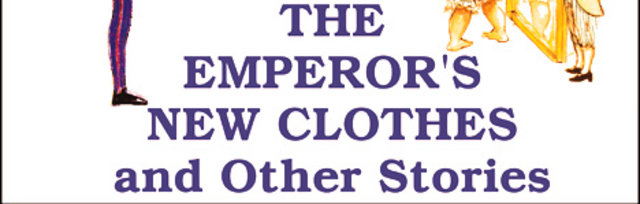 The Emperor's New Clothes & Other Stories, Southport Botanic Gardens, 2.30pm