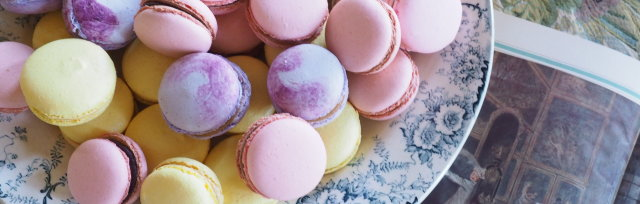 Food Photography & French Macaron Workshop