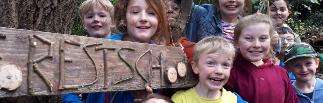 All for Play May holiday forest school - Hainworth Woods, Keighley