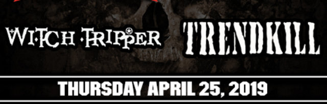 Uprising: 2nd Anniversary (Witch Tripper & Trendkill)