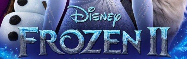Frozen 2 - Notts Maze, Lime Lane.
