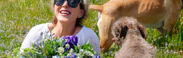 Create your own Wild Meadow Bouquet with Nikki Tibbles