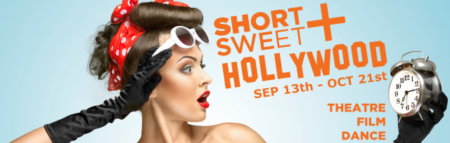 Short+Sweet Hollywood - Thursday SEPTEMBER 20, 2018