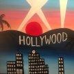 Paint & Sip! Hollywood at 7pm $35 image