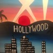 Paint & Sip!Hollywood at 7pm $39 image
