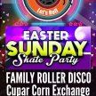 Easter SK8 Party-Family Roller Disco, Cupar image