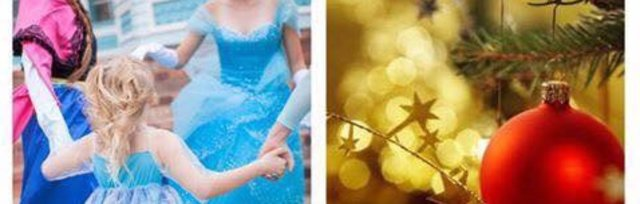 Dream Upon a Princess Presents: The Royal Holiday Ball