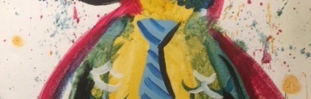 Paint & Sip! Birdie at 7pm $25 Upland
