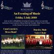 Summer Concert - Cam Learners Brass Band & Dursley Male Voice Choir image