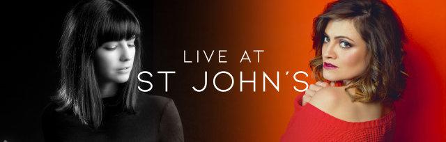 Live at St John's: Roxanne de Bastion / Cerian