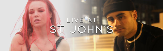 Live at St John's: Emily Lee / ONUR
