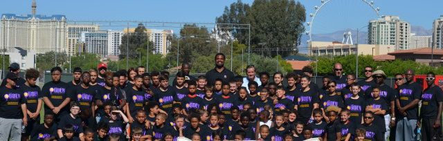 3rd Annual Youth Football and Wellness Camp (For ages 6 - 14)
