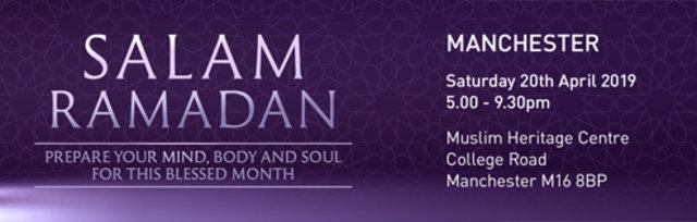Salam Ramadan - Manchester