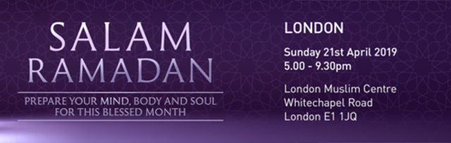 Salam Ramadan - London