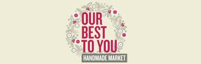 Red Deer Our Best To You Handmade Market