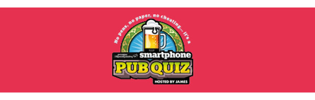 Smartphone Pub Quiz - June