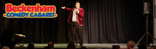 Beckenham Comedy Cabaret - April Weekender Special