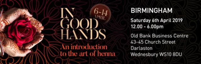 In Good Hands - Birmingham