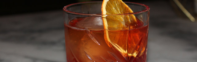 Cocktail Workshop: The Negroni