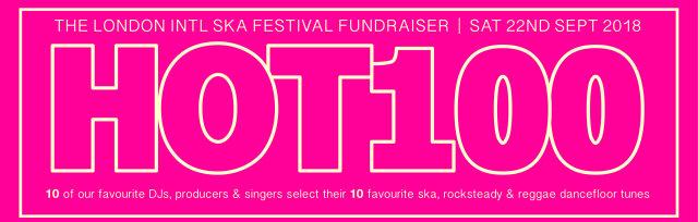 LISF HOT100 fundraiser