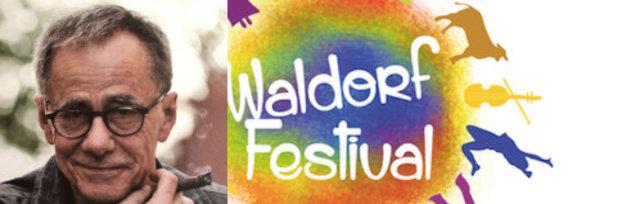 """Conferenza - concerto di  R. Vecchioni per """"Waldorf 100"""""""