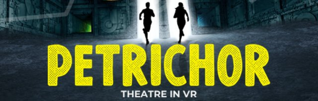PETRICHOR hosted by The Gaiety Theatre, Ayr