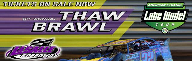 2019 Thaw Brawl LaSalle Speedway