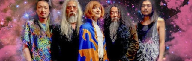 ACID MOTHERS TEMPLE + MIRNA RAY