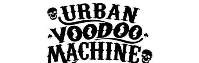Urban Voodoo Machine Bourbon soaked Gypsy Blues Bop n S'troll